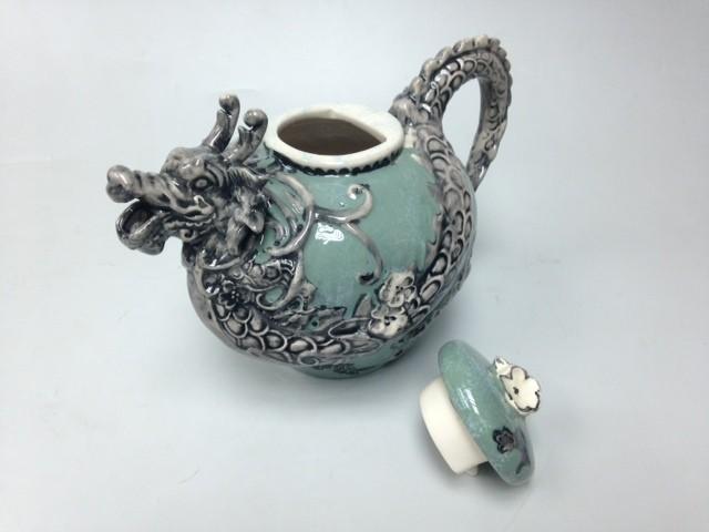 Чайник ''Дракон''