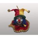 Клоун-подвеска