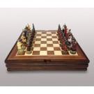 (KIT) Шахматы ''Русско-монгольское сражение''