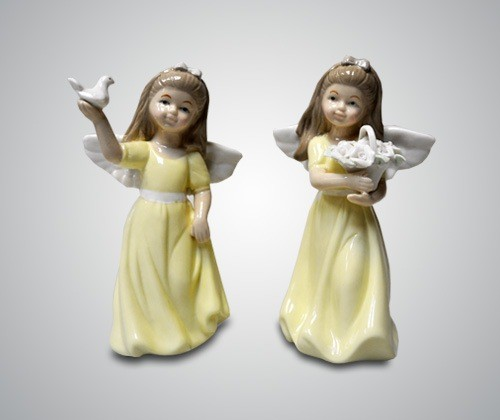 Статуэтка ''Ангелочек'' 2шт./наб.