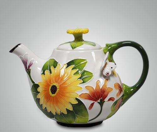 Чайник ''Гербера''