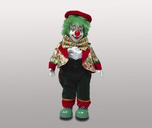 Клоун муз.