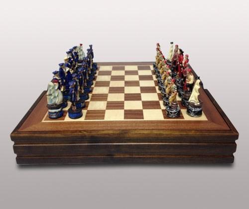 (KIT) Шахматы ''Пираты Карибского моря''